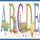 GIR83341B Alphabet Toys